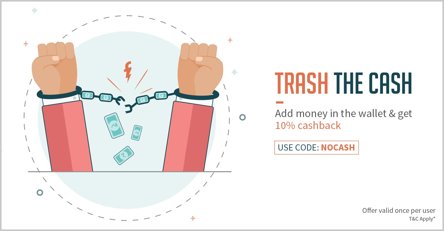 worksheet Adding Money add money into freecharge wallet and get 10 extra cash step to avail cashback